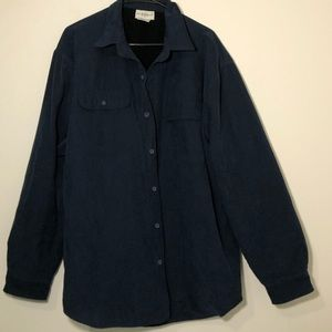Knights bridge super soft men's shirt jacket XLT